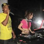 Sonny_B + DJ SHERRYCAT!